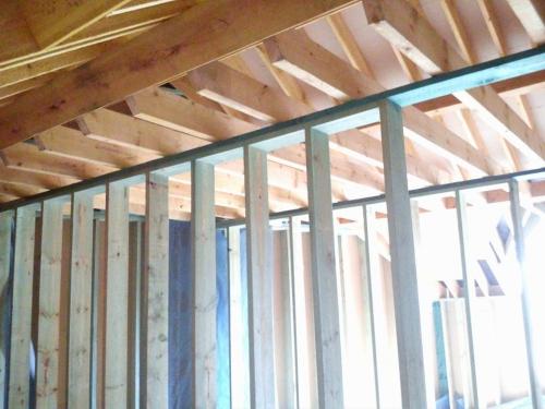 Constructeur en ossature bois en wallonie belgique - Annexe maison ossature bois ...